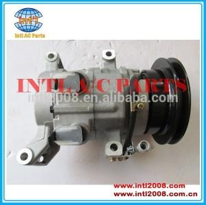 88320-0K341 1GA 130 mm embreagem 10S11C DENSO para Toyata Hilux 2.5 / 3.0 ar condicionado A / C Compressor parte 4472608040