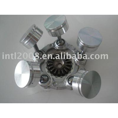 Pistão para sanden 505 e compressor sanden 508 compressor