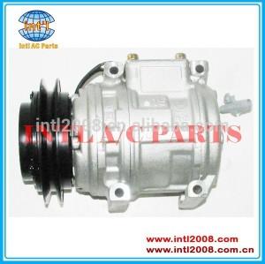 R 134a um/c ar condicionado compressor bomba denso 10pa15c para daewoo/hyundai/toyota 4 runner 8832035270 0k01b61450c