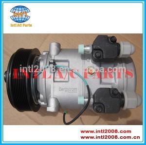 8pk 24v ac auto bomba para tm31 tm-31 valeo ar condicionado de ônibus um/c parte compressor 240103023 50182 240103024