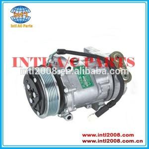 9626902180 auto ar condicionado compressor bomba SANDEN 7V16 para CITROEN PEUGEOT CITROEN JUMPY fabricante na China