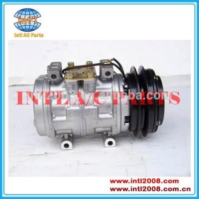 Pk 1 127mm dia da embreagem auto novo um/c ar condicionado compressor 10p15c para mercedes- benz c- classe/clk a0002302611