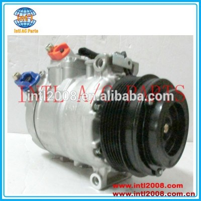 64526987862 Denso 6SEU14C A / C Compressor bomba para BMW E90 E91 E92 E93 série 3 N47