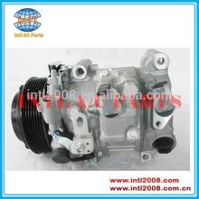 Pv7 110mm dia da embreagem de ar condicionado compressor denso 7sbh17c para toyota sienna 2007-2010 4472601150