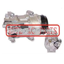 A0012309111 a001230361denso 6seu16c carro compressor de ar con 5pk auto peças para mbenz w168 um- klasse w245 b- klasse