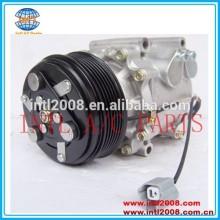 Apto para toyota corolla altis 2000-06 trs090-3082 sanden ac um/c compressor com 6pk