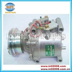 Nova banda r-134a compressor de ar condicionado com 1 pk para sanden trs105 3215 toyota revo