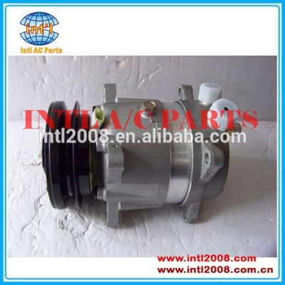 Ac um/c v5 compressor aplicação universal para o uso do carro com polia 1gr 12v kompressor