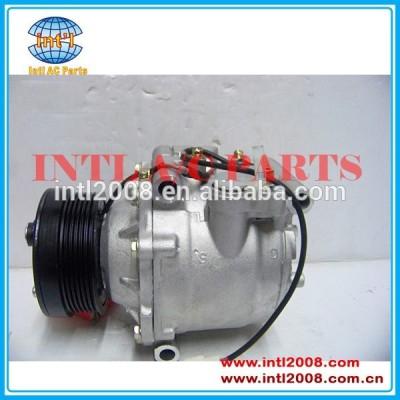 Ac compressor sanden pk6 um/c bomba de compressor para saab e e/s-4635892-trs105-3211 65646002036