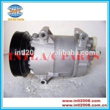 Pv6 8200050141 CVC Auto a / c compressor com 125 mm de embreagem para Renault Megane II