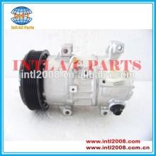 7pk denso 5se12c auto compressor da ca para a toyota 88310-02400 88310-42250 88310-42260