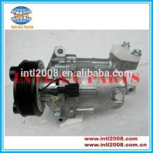 Sulcos 6 cr10 um/c bomba de compressor para nissan cube versa 92600-cj60a 92600cj61b 92610- 1u61a