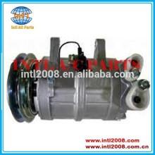 1ga 12 v auto ar condicionado compressor para nissan pickup dks-17ch 92600vk200 8fk351322191