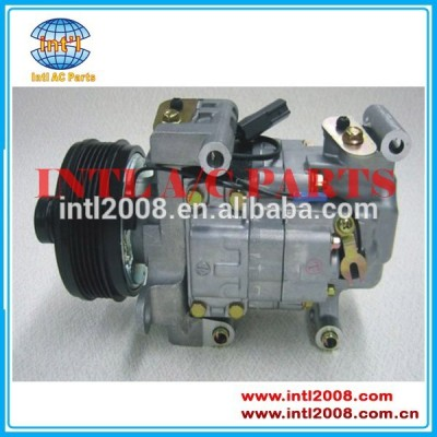 Bp4s-61-k00 tsp0155484 h12a1aj4ex um/compressor ac para mazda 3 2.0l 2.3l 2004-09