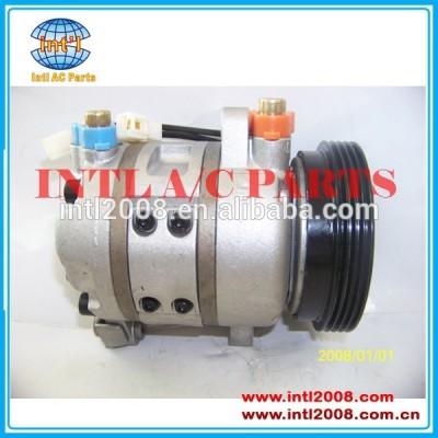 alta qualidade 767200176 pv4 12v ac compressor de ar condicionado para suzuki dkv07f