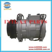 5pk denso 10pa17c r12 ar condicionado compressor para bmw e32 750i 1382768 64521382768