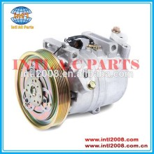 Pn# 926005s700 67454 ac compressor de ar condicionado dkv14c ajustes para nissan 1999-2004