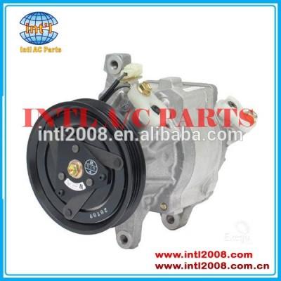 Popular 12v denso sc06e 447200-9880 para daihatsu sirion compressor de ar condicionado/kompressor