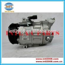 6 groove dcs171c 68662 um/compressor ac para nissan sentra v4 2.0l/2.5l 07-12 motor