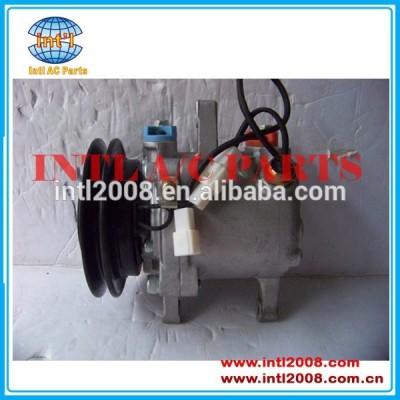 Um/c bomba denso sv07e para kubota v3800-di-t 2007-2014 compressor de ar condicionado/kompressor 447220-6771 m9540dtc