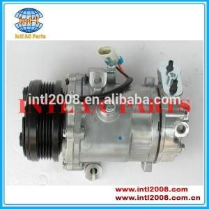 sanden 1440f 1440e 6v12 pv5 auto compressor da ca para a opel isuzu 1854107 6854048