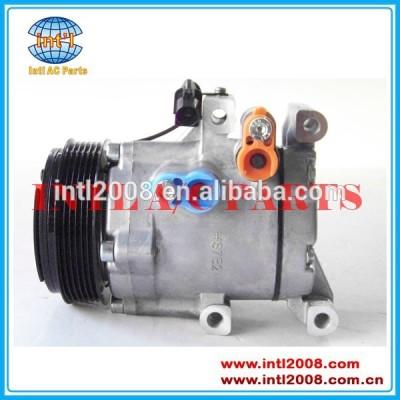 6pk 97701- 4l000 977014l000 usar ar condicionado compressor ac bomba para kia hyundai verna 2010-2013