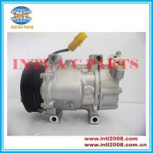 Apto para peugeot 206 307 1.6 8v um/c compressor ar condicionado/bomba 9646273880 para citroen xsara picasso 1.6 8v 2003