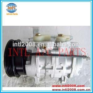 4pk 10s11e automóvel ar condicionado compressor ac ajustes para toyota sparky daihatsu atrai 1.3l 8832097504