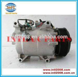 Pv7 auto compressor da ca hs110r para honda accord 2.0 2003-2008 38810-rba-006