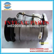 471-1538 compressor novo com w/7 poly groove embreagem denso 10s17c para honda accord 2.4l 03-07