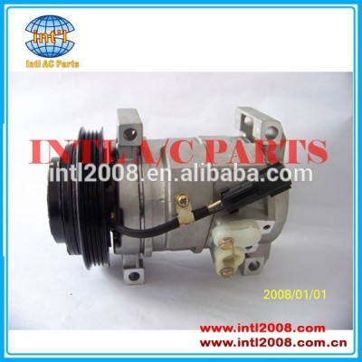 2004-2013 4pk con air compressor ac 10s17f para o cadillac cts 10368635 19130461 25752698