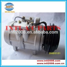 denso a165850 114078 ty6766 6e171 compressor de ar condicionado para a john deere industrial catadores de algodão