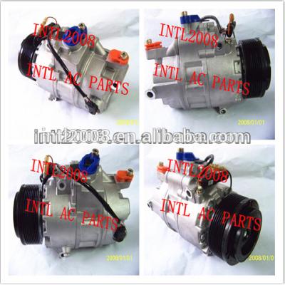 64529195974 64526983398 parte de ar condicionado compressor bomba 8pk para bmw x6( e71/e72) 08-
