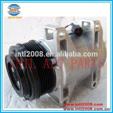 Ac compressor assembléia dks17d para nissan titan armada nv1500infiniti qx56 926007s000 2004-2013