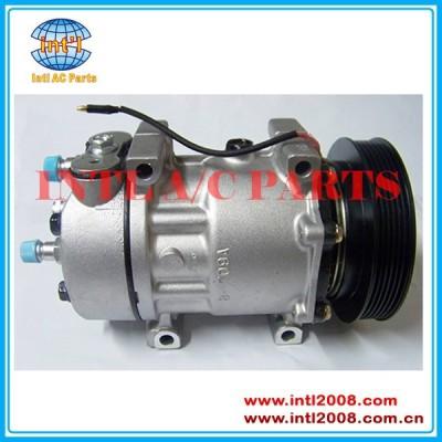 Pv6 auto peças 7h15 sanden compressor ac para saab 9000 hatchback ii 2.0/2.3 90-98 turbo
