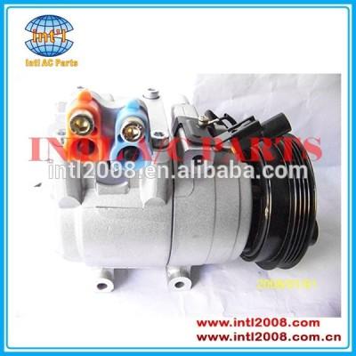 Pv4 hs15 auto compressor da ca para getz hyundai elantra coupe 1.6 2001-2009 halla- hcc hs-15 f500- akyaa- 03 977012d000 977012c000