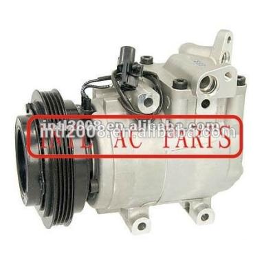 Halla- hcc hs-15 pv4 1k2na- 61- 450a hhxcb- 02 auto ac compressor peças para kia sephia spectra