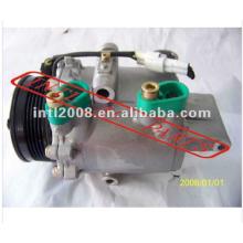 5pk msc60ca akc200a080a mn164472 akc011h090b con air compressor ac para mitsubishi colt 1.3l