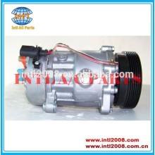 1j0820803ax 8fk351127011 6pk ac compressor sanden 1221 sd7v16 para audi seat skoda vw