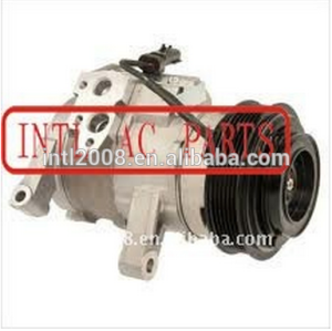 auto compressor China supply PV6 Denso 10S20E car air conditioner compressor for JEEP COMMANDER V6 /V8 4.7L