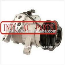 Pv6 denso 10s20e carro compressor de ar condicionado para chrysler dodge durango 3.7l v6/4.7l v8 jeep