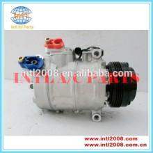 Ar- condicionado compressor ac bomba aftermarket apto para bmw e53 x5 m54 3.0l v8 um/c compressor 64526918000 64536942025