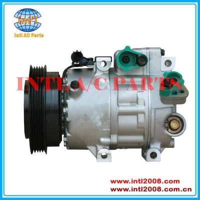 número da peça 977011e300 977012h200 compressor de ar condicionado para hyundai avante hd