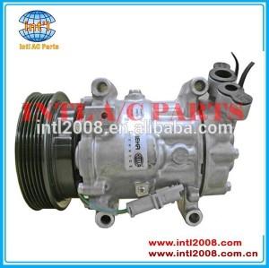 Ar condicionado compressor para renault modus 1.6 16v gasolina 2004-2014 um/c aparelho de ar condicionado compressor sanden 8200651251