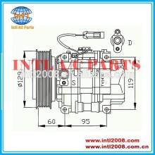 Peça do carro um/c compressor bomba com pv7 aplicar para lancia alfa tv12sc 447100-0590 60620312 77384720