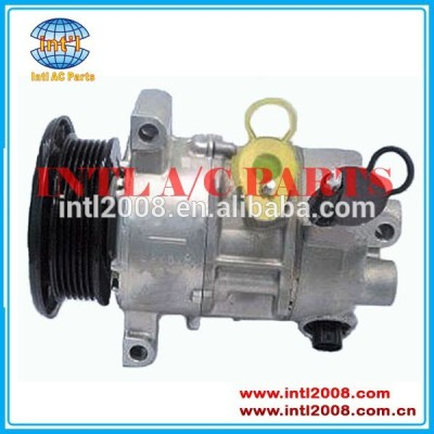 Sulcos 6 compressor ac bomba de 12v para chevrolet gm cg447150-0610 kompressor