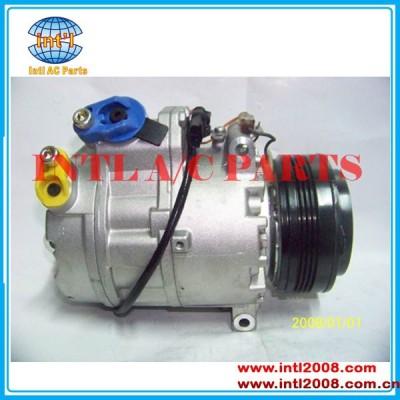 918514603 a41011a90026 compressore calsonic cse717 para bmw- x5( e70)- 3.0 d ac bomba