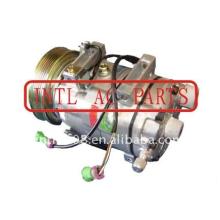 Ar condicionado compressor de ar condicionado 506231-0321 4a0260805ab para audi a 4,2.8l 2.3e 2.8 2.0e