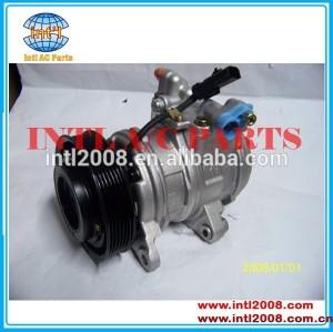 Um/c compressor 55116810aa 92030108 denso 10pa17e ajustes para jeep grand cherokee 4.7l-v8 99-02