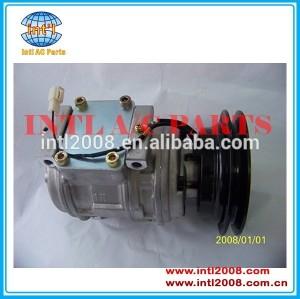 Polia 1ga 10pa15l automóvel ar condicionado compressor para toyota land cruiser( _j8_) 1990 1998-